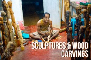 Sculptures & Wood carving