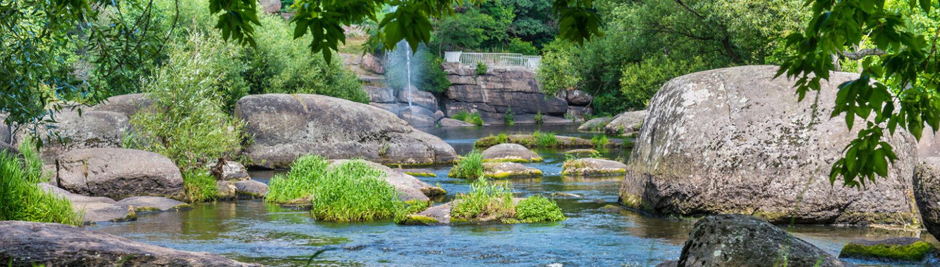 Hiyare Reservoir