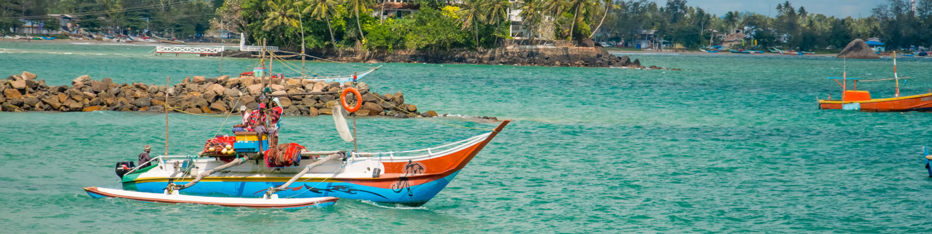 Weligama fishermen